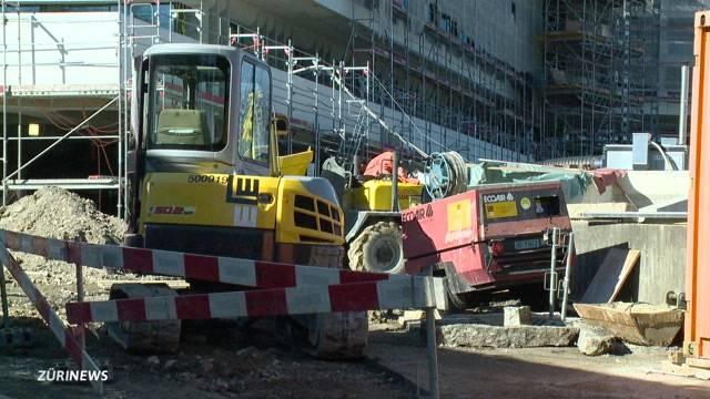 Lohndumping auf Baustelle von Hotel Atlantis