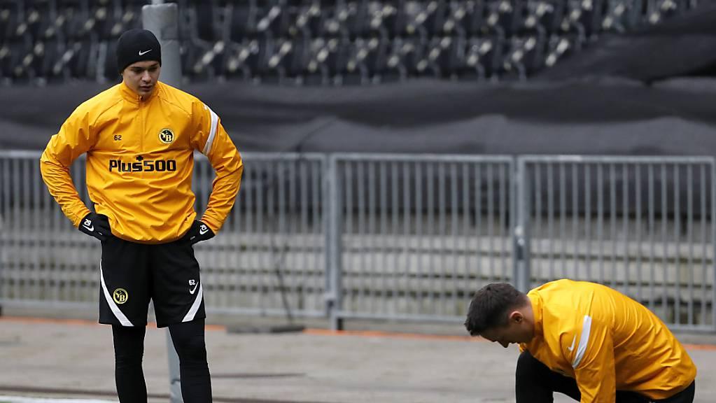 Aufstieg zu den Profis: Fabian Rieder erhält bei YB einen Vertrag bis 2024