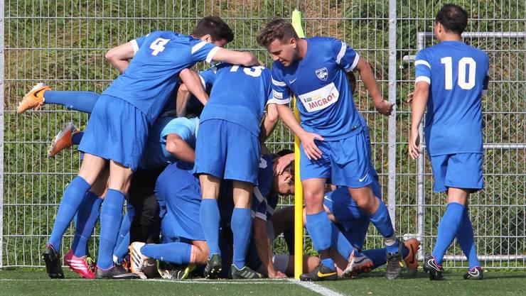 Oetwil-Geroldswil war die Überraschungmannschaft der Saison!