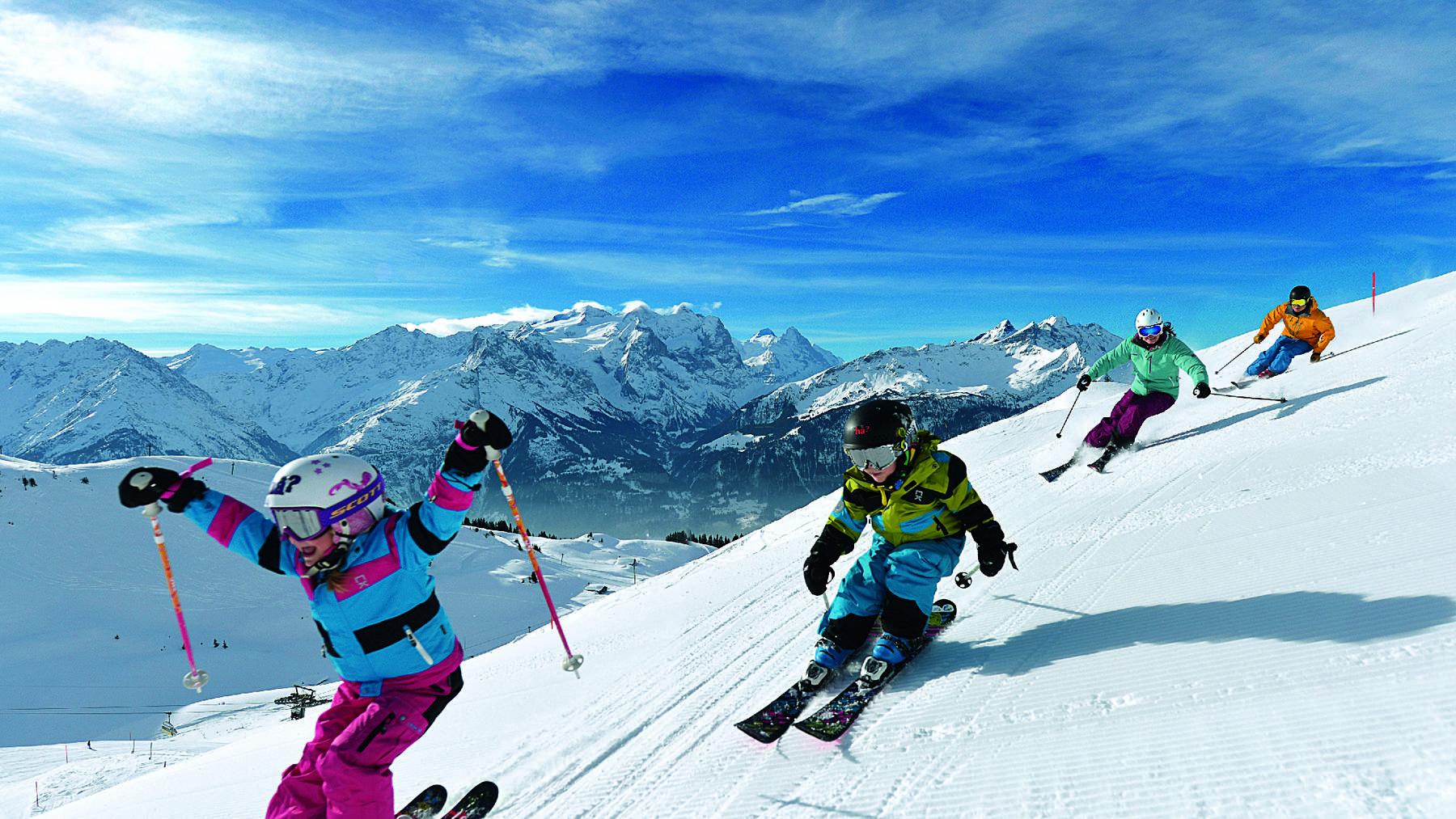 Zentralschweizer Skigebiete trotzen dem Markt
