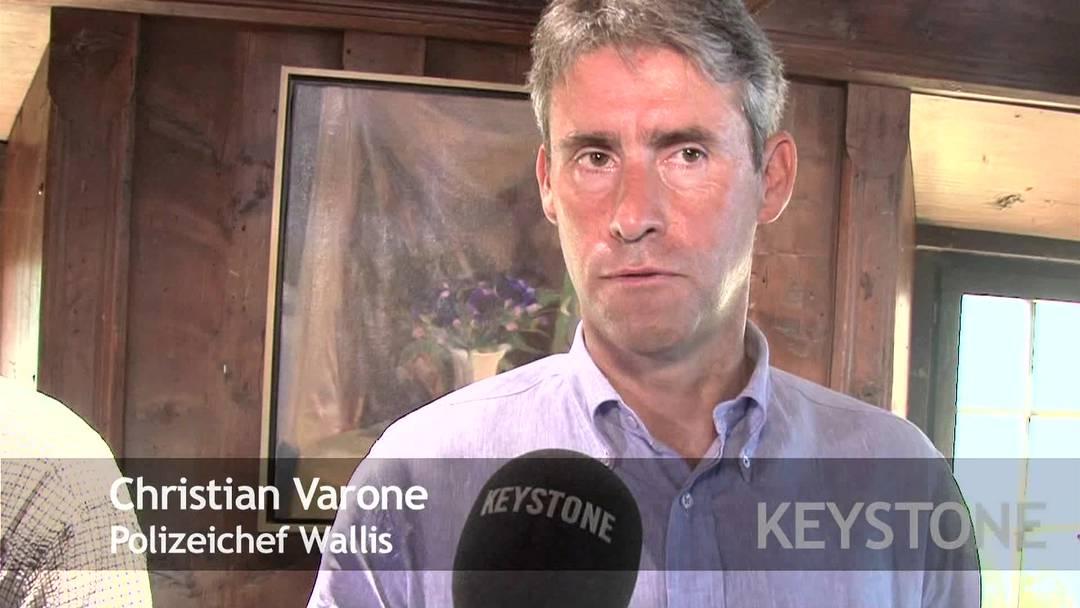 Der Walliser Polizeichef Christian Varone nimmt Stellung zu seiner Verhaftung in der Türkei
