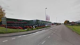 Die Industriestrasse in Egerkingen wird saniert