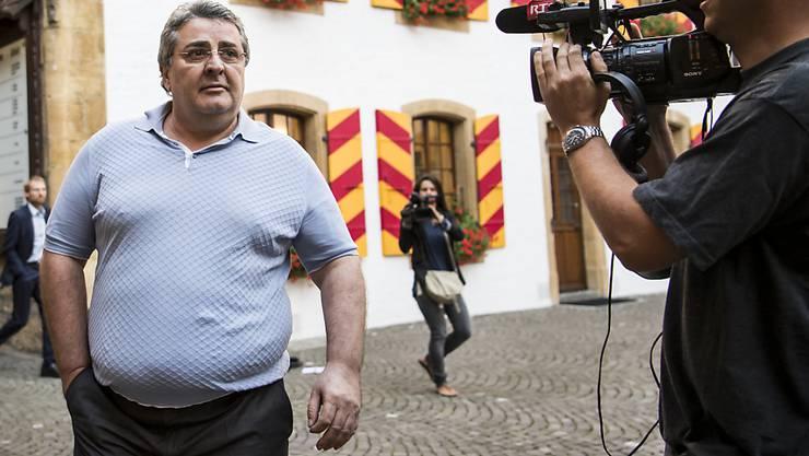 Bulat Tschagajew zieht das Urteil der Neuenburger Justiz gegen ihn ans Bundesgericht weiter. (Archiv)