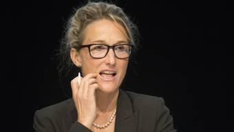 Die Aargauer Sozialvorsteherin Susanne Hochuli will Flüchtlinge in Kasernen unterbringen.