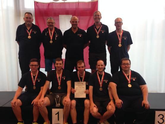 Der Verein Minigolfclub Eichholz Gerlafingen erhält einen Sportpreis von 12'000 Franken.
