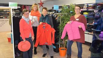 Vor einem Jahr feierte das Kleiderkarussell an der Wydestrasse 14 in Birr den Einzug in die neuen Räumlichkeiten.