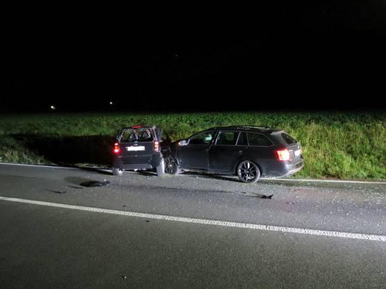 Die 33-jährige Deutsche erlitt schwere Verletzungen und wurde von einem Helikopter ins Spital geflogen. Die 56-Jährige erlitt leichte Verletzungen.