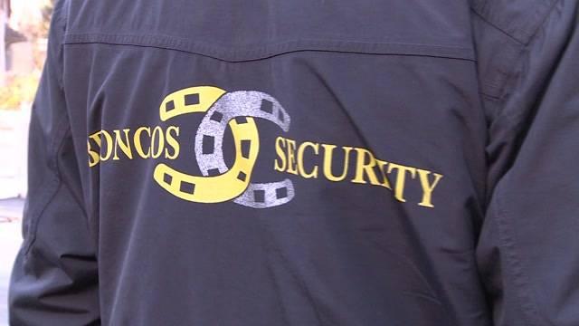 Private Sicherheitsfirmen boomen