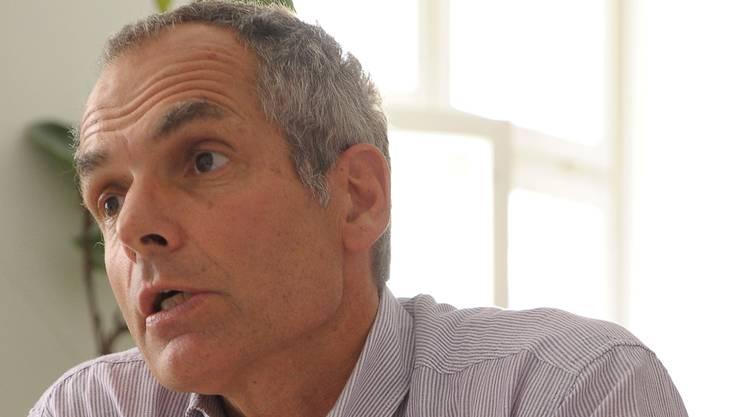 Christian Griss Präsident des Römisch-katholischen Kirchenrats Basel-Stadt.