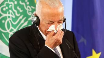 Tadelt UNO-Sicherheitsrat: AL-Generalsekretär al-Arabi (Archiv)