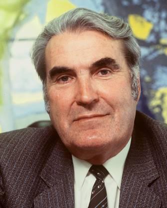 Arnold war massgeblich am rasanten Wachstum der Migros in den 60er- und 70er-Jahren beteiligt. 1976 übernahm er den Chefposten.