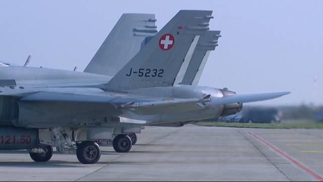 Kampfjetkauf soll nur teilweise vors Volk
