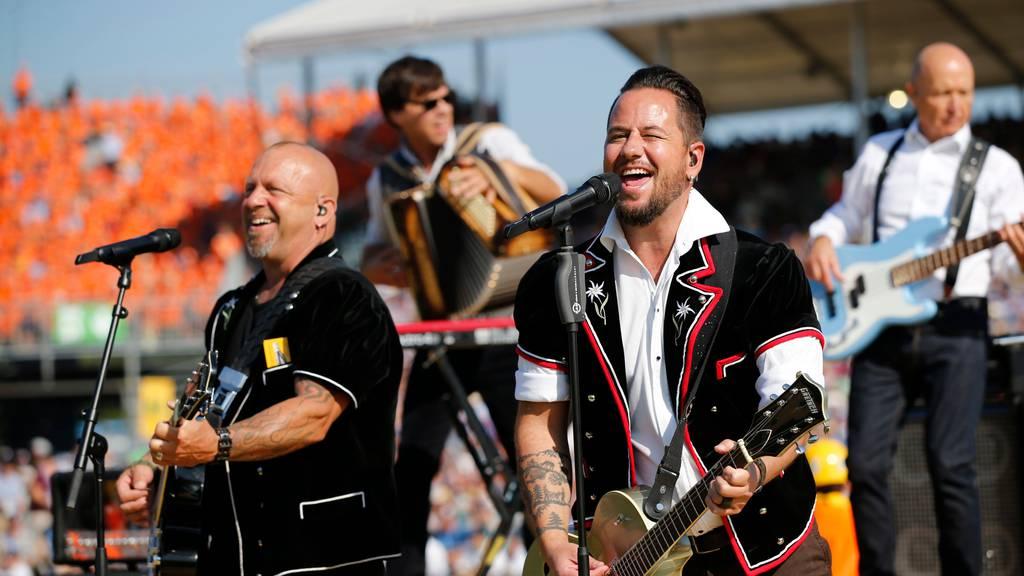 Wegen Corona-Virus: Auch «Büetzer Buebe» verschieben ihre Konzerte im Letzigrund