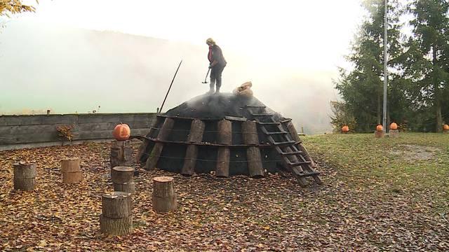 Die Köhlerin aus Mettau
