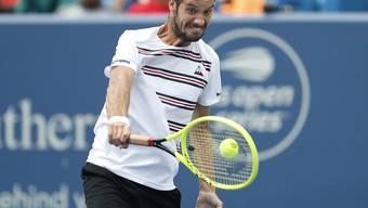 Andy Murray spielt eventuell während des US Open lieber Challenger-Turniere als Männer-Doppel und Mixed