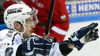 Michael Neininger erreicht mit La Chaux-de-Fonds ein weiteres Mal die Playoffs