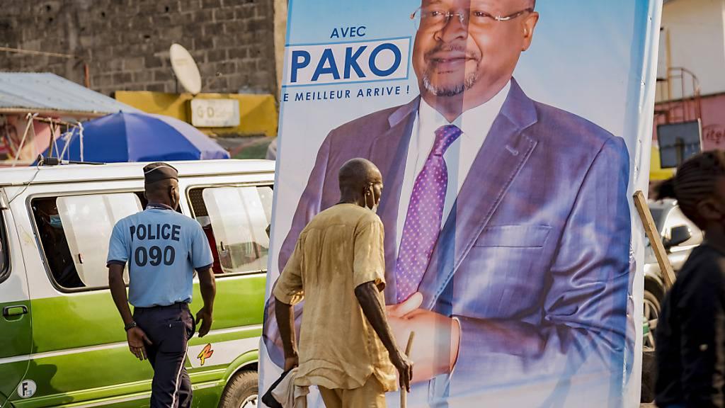 Wahl in Kongo-Brazzaville: Oppositionskandidat stirbt an Covid-19