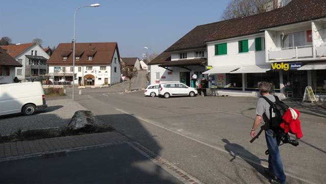 Die Dorfkernzone von Zeihen soll in eine Dorfzone umgewandelt werden, in der schliesslich liberalere Bauvorschriften gelten.