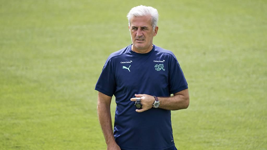 Sieht sein Team bereit für die grossen Herausforderung: Nationalcoach Vladimir Petkovic