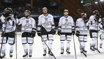 Die Nürnberg Ice Tigers sorgten am Spengler Cup für die erste grosse Überraschung und qualifizierten sich für die Halbfinals