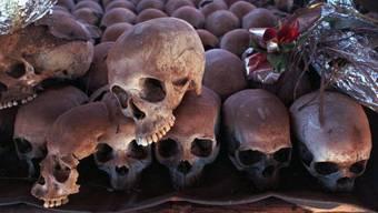 Gedenkstätte der Genozids von Ruanda (Archiv)