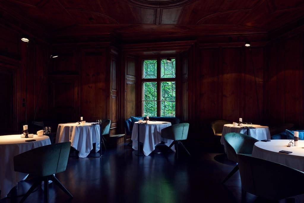Grosse Küche für Gourmets: Schloss Schauenstein, Fürstenau (© pd)