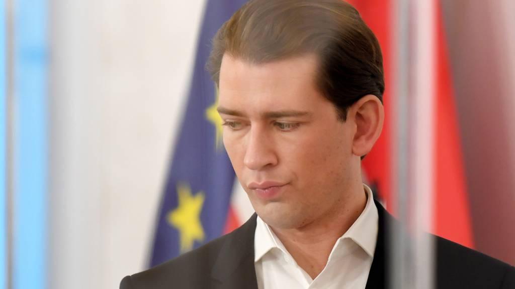 Wien: Kurz verurteilt «antisemitischen Angriff»