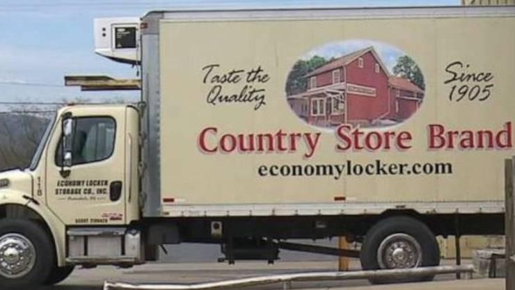 Der tödliche Unfall ereignete sich in einem Fleischverarbeitungsbetrieb im Ort Muncy im US-Bundesstaat Pennsylvania.