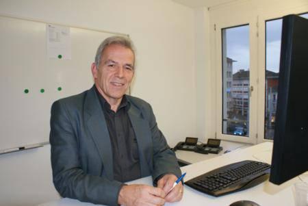 Kandidat Peter Vogel