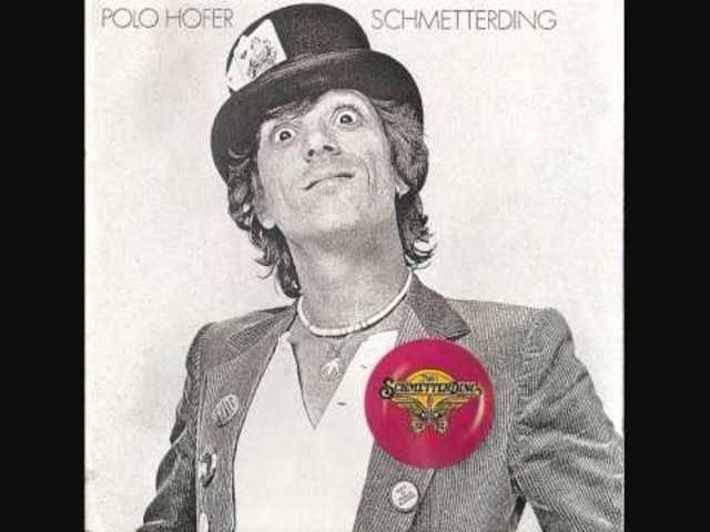 Polo Hofer - Psycho-Motorische Wältschmärz-Reggae Nr.117