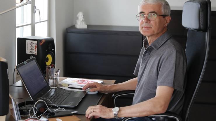 """Max Elmiger, Direktor Caritas Zürich: """"Die Lage hat sich zugespitzt."""""""