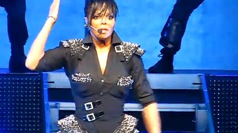 Janet Jackson arbeitet an ihrem Comeback