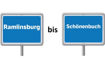 Ramlinsburg bis Schönenbuch