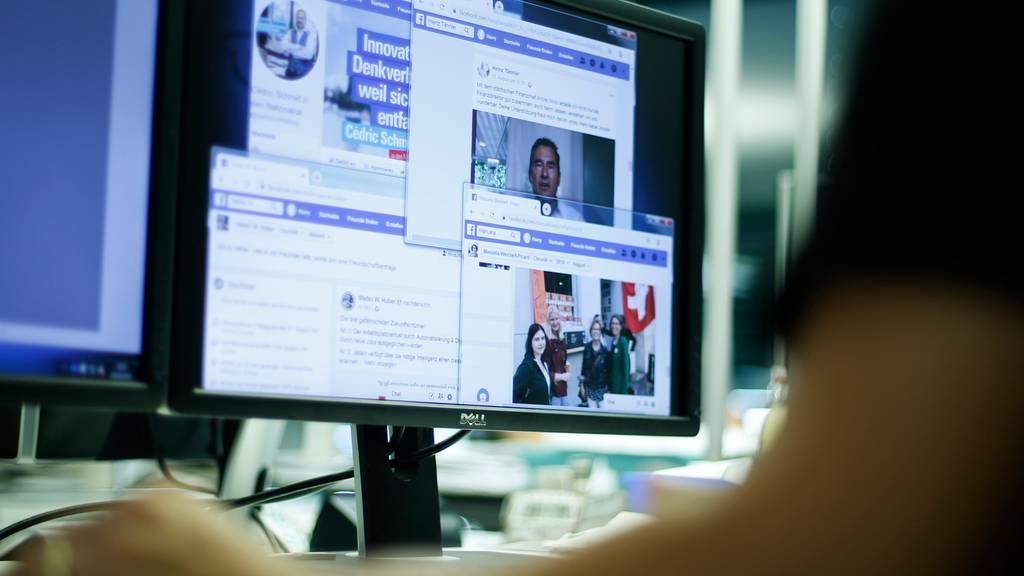 Liken und Teilen von ehrverletzenden Inhalten ist unter Umständen strafbar