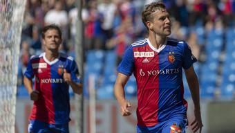 FC Basel - FC Sion (12.08.18)