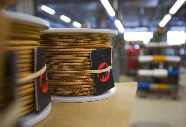 Das ist die letzte Produktionsstätte in der Schweiz.