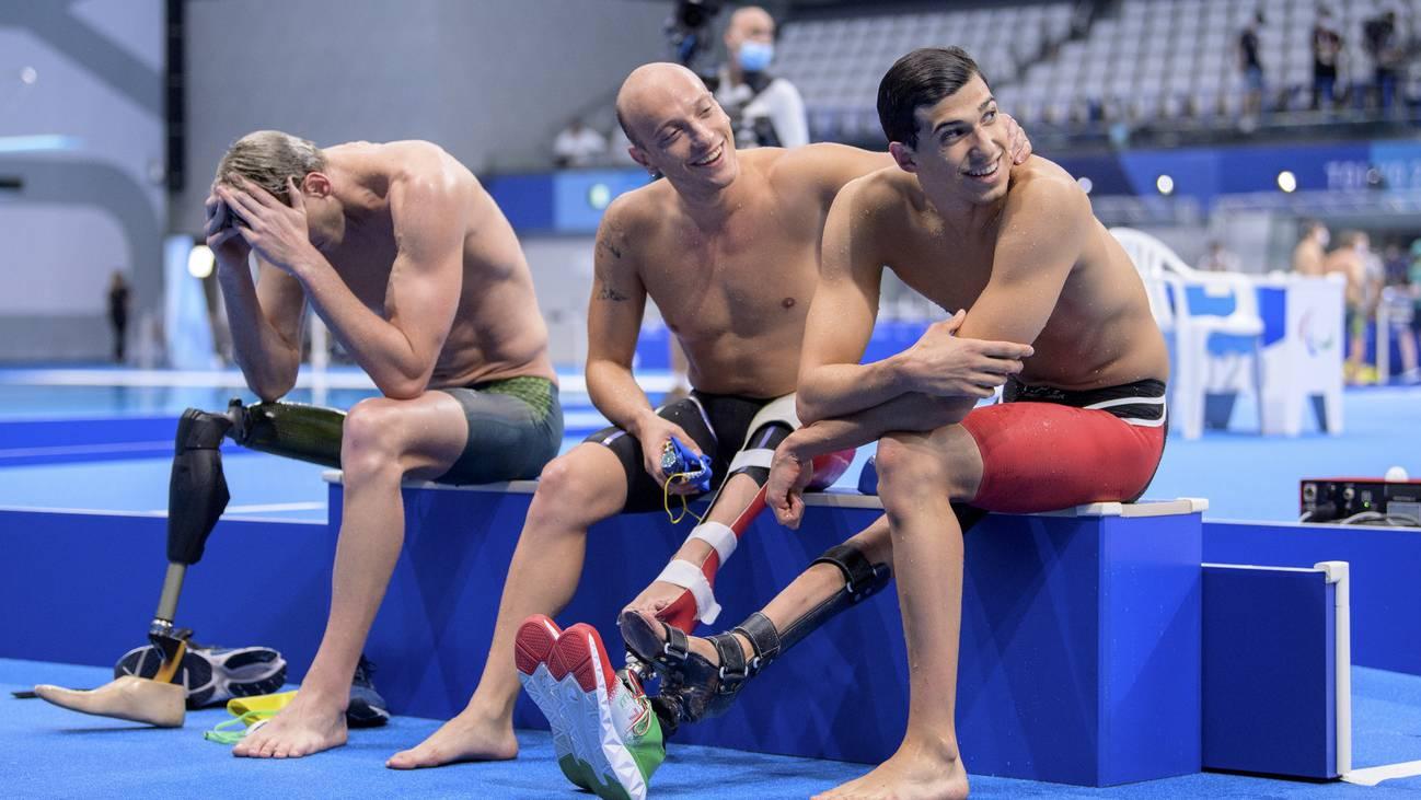 Die Paralympics sind aktuell in vollem Gange.