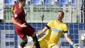 Romas Stephan El Shaarawy erzielt seinen zweiten Treffer