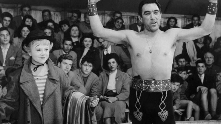 """Federico Fellinis """"La Strada"""" war einer der 47 Oscarpreisträger, welche in der Cinecittà gedreht wurden. Nun will der italienische Staat der Filmstadt wieder zu alter Grösse verhelfen. (Archivbild)"""