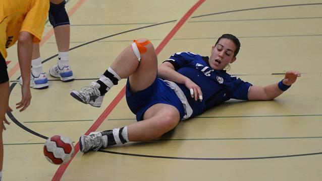Timea Mezei hat sich in der Freizeit eine Fuss-Verletzung zugezogen und fehlt Basel Regio für vier Wochen. Dies macht den Weg aus der Krise nicht einfacher.