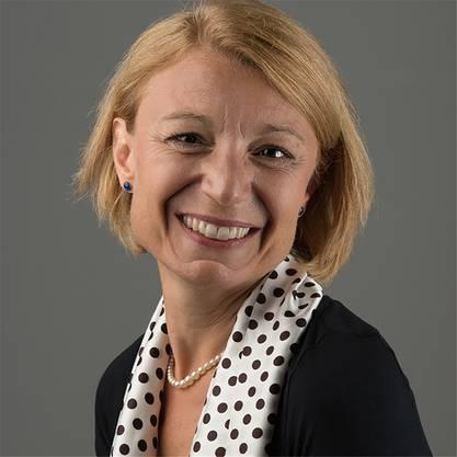 Yvonne Feri, SP: «Das Amt interessiert mich nach wie vor, lege mich aber noch nicht fest.»