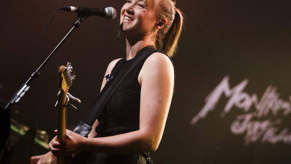 Weiss nichts von Heimat: Sängerin Sophie Hunger (Archivbild)