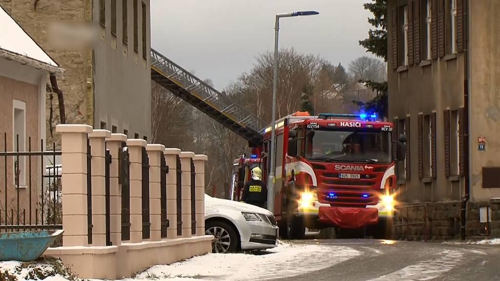 Tschechien: Acht Tote bei Brand im Behindertenheim