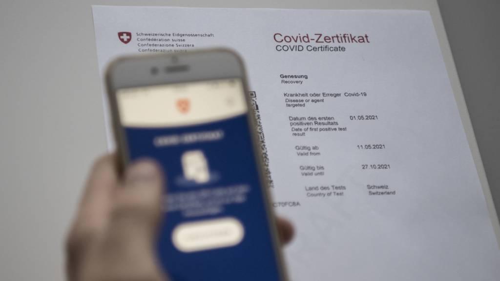 Gefälschte Covid-Zertifikate in der Waadt und Genf verkauft