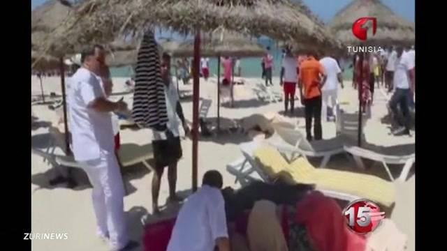 Terroranschläge in Frankreich und Tunesien