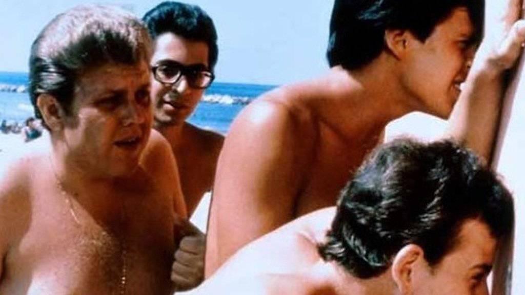 """Blick in die Mädchengarderobe: Szene aus """"Eis am Stiel"""", einer der ersten frivolen Teenie-Klamotten. Vor 40 Jahren kam der Film ins Kino. (Pressebild)"""