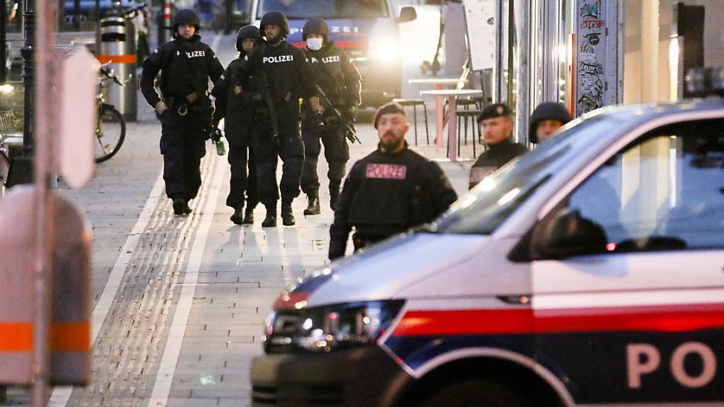 Anschlag im November: Weiterer Verdächtiger in Wien festgenommen