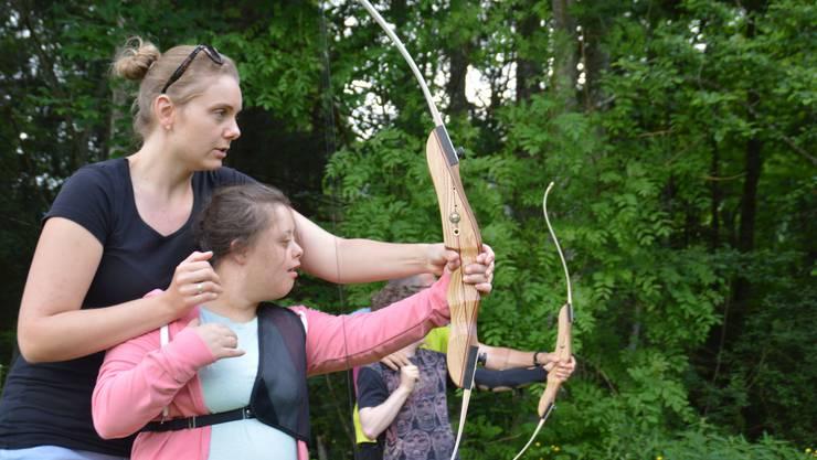 Das «Andere Lager» ist eine solothurnische Pionierveranstaltung, die behinderte und nicht behinderte Jugendliche zusammenbringt.