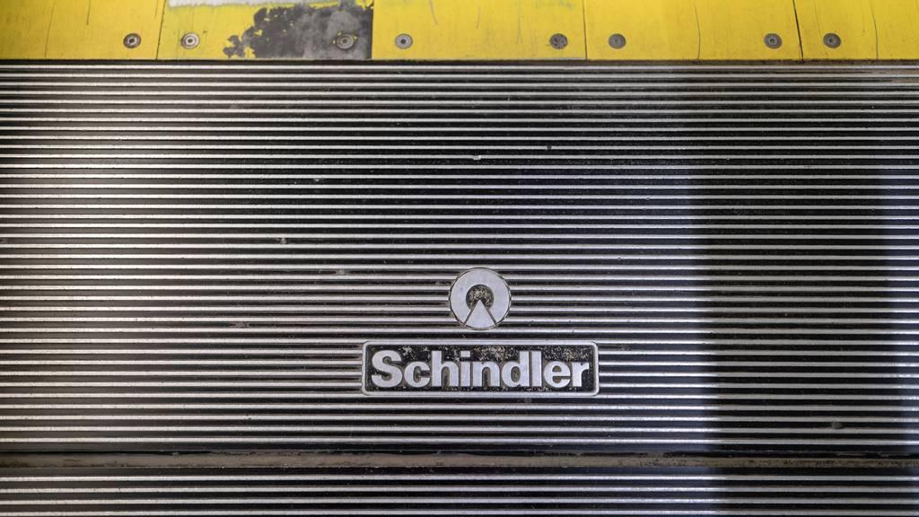 Schindler bleibt trotz schwierigem Umfeld auf Wachstumskurs