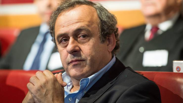Kämpft um seine Ehre: Michel Platini, französische Fussballikone.